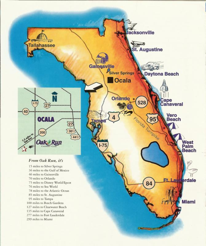 Map Of Ocala Florida.Orha Location And Maps
